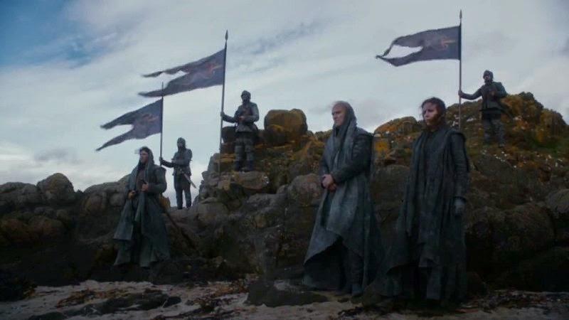 Demir Adalar / Greyjoy Hanedanı