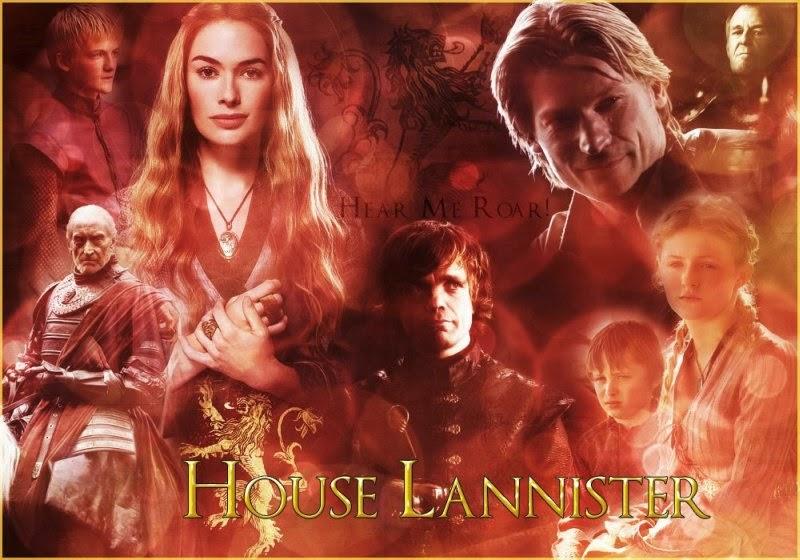 Batı Toprakları - Casterly Kayası / Lannister Hanedanı