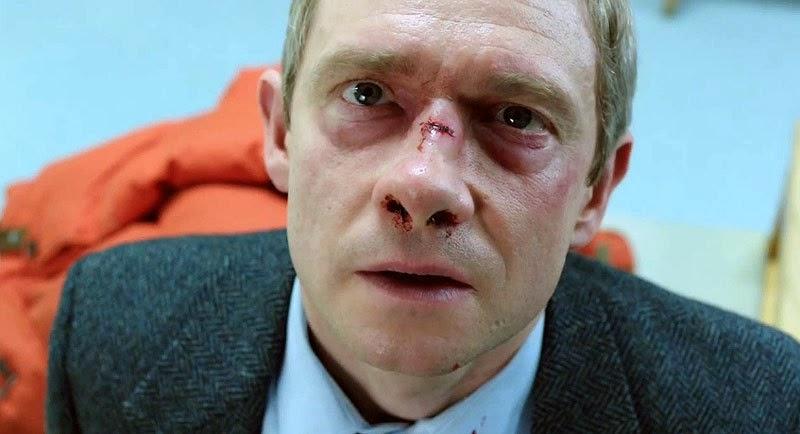 Lester Nygaard (Martin Freeman)
