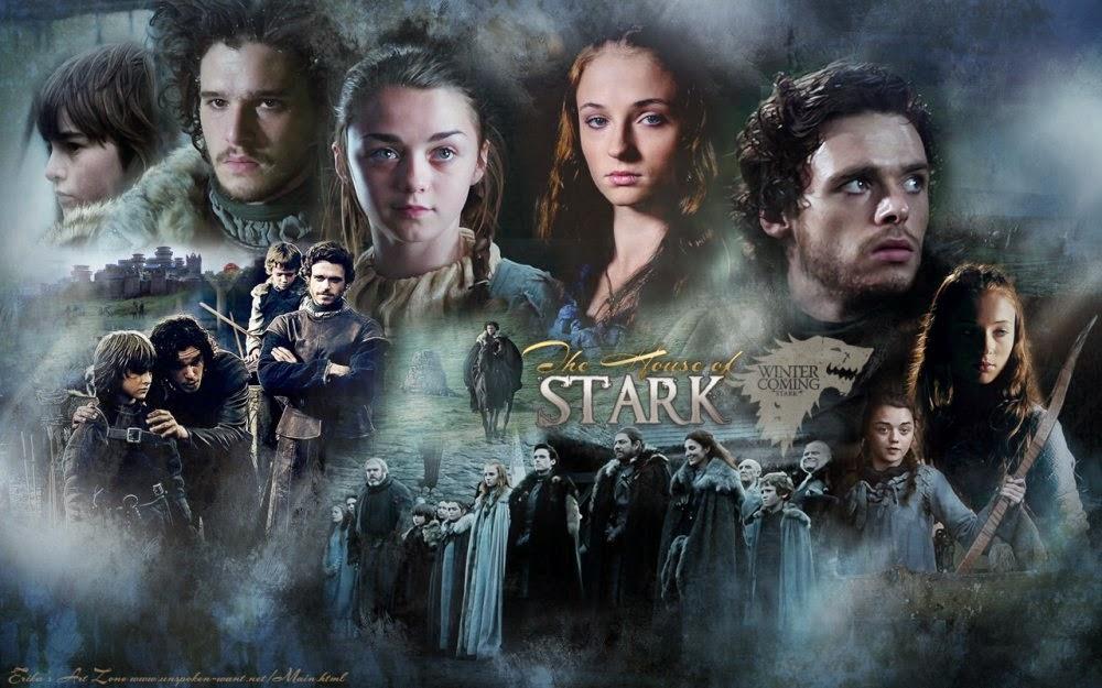 Kuzey - (Winterfell - Kışbarı) / Stark Hanedanı