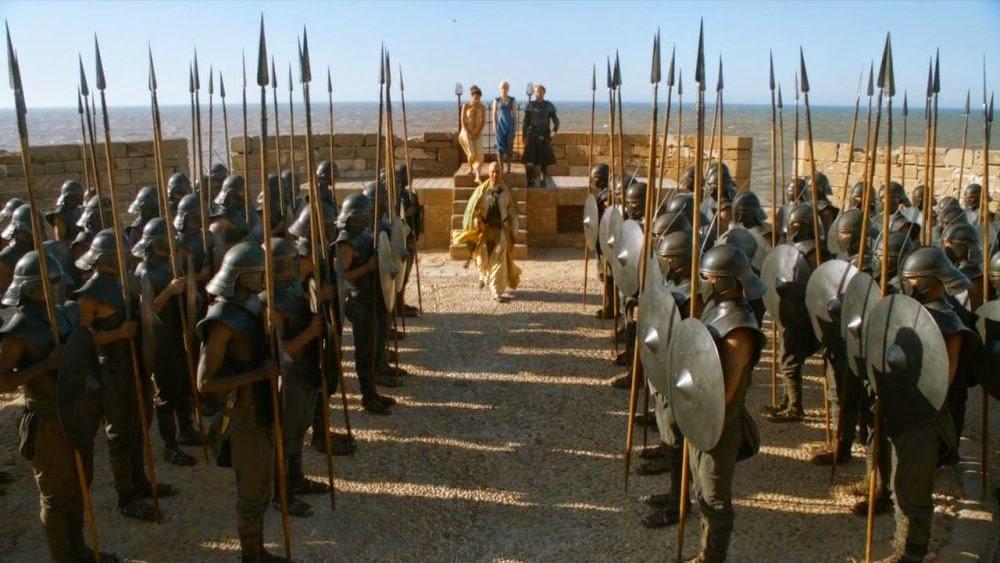 Taç Toprakları / Krallık (Targaryen Hanedanı)
