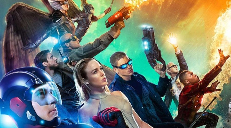 DC's Legends of Tomorrow 2. Sezon Ne Zaman?