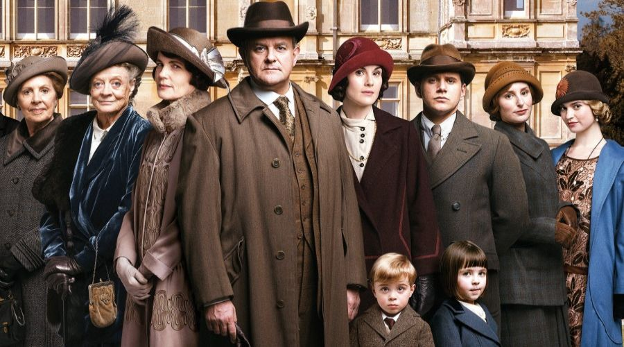 Downton Abbey 6. Sezon İle Sonlanıyor!