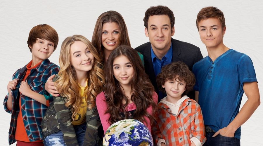 Girl Meets World İptal Edildi