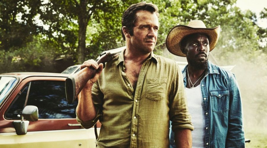 Hap and Leonard Dizi Anketi