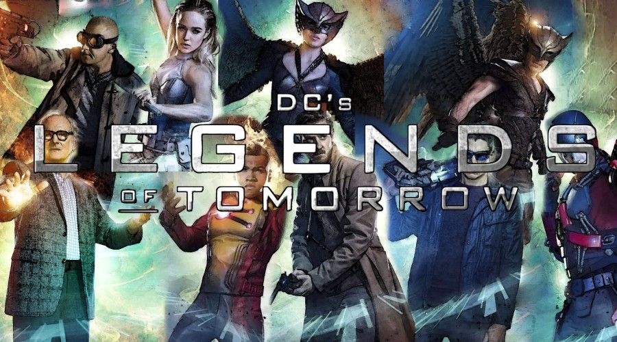 DC's Legends of Tomorrow Projesi