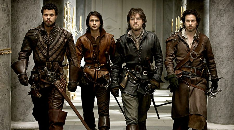 The Musketeers 3. Sezon Final Sezonu Olacak!