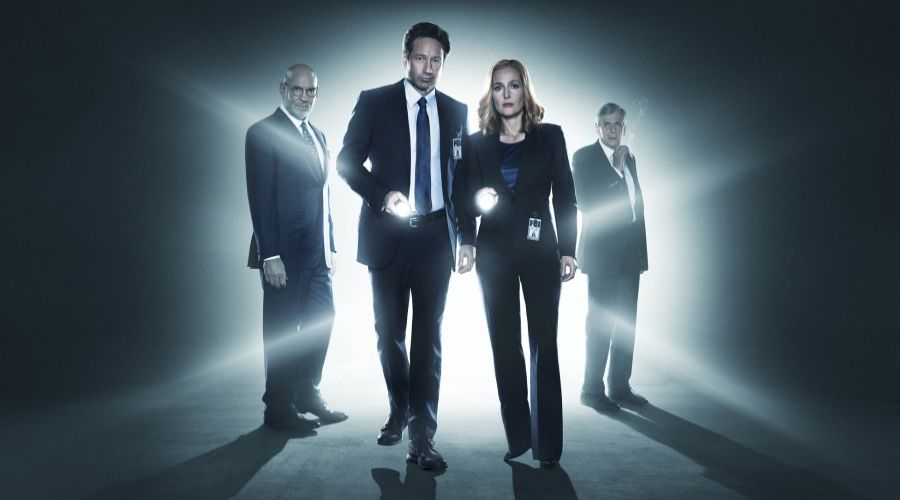 The X-Files Dizi Anketi