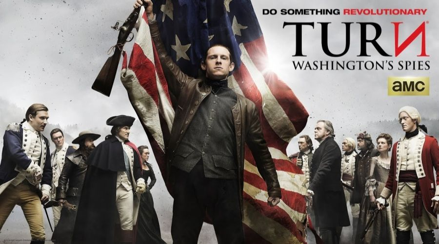 Turn: Washington's Spies 3. Sezon Onayı Aldı