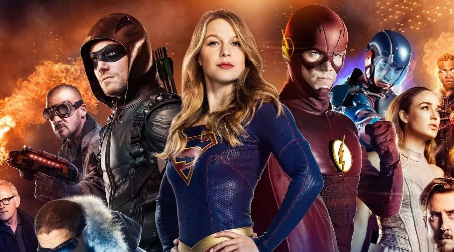 Arrow, The Flash, Supergirl, Legends of Tomorrow Karşılaştırması