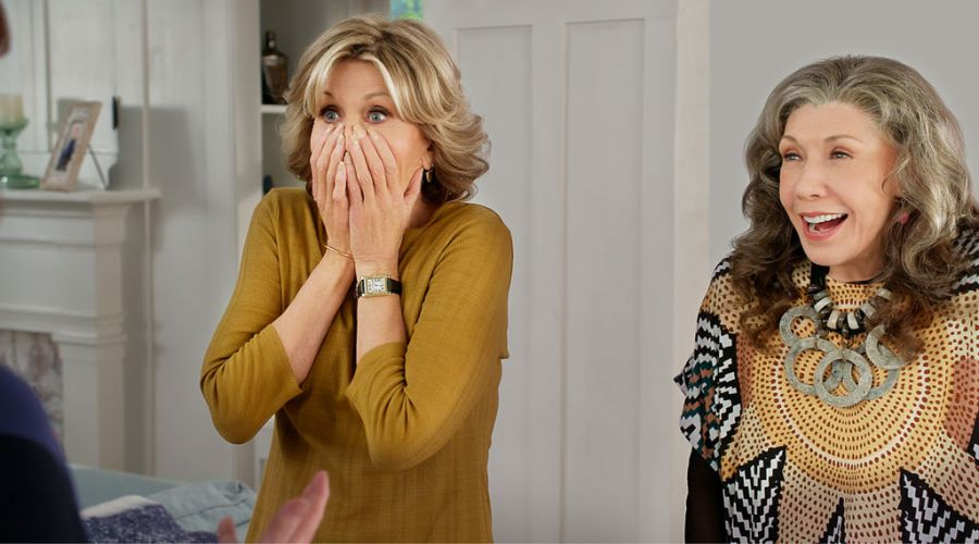 Grace And Frankie 2. Sezon Onayı Aldı