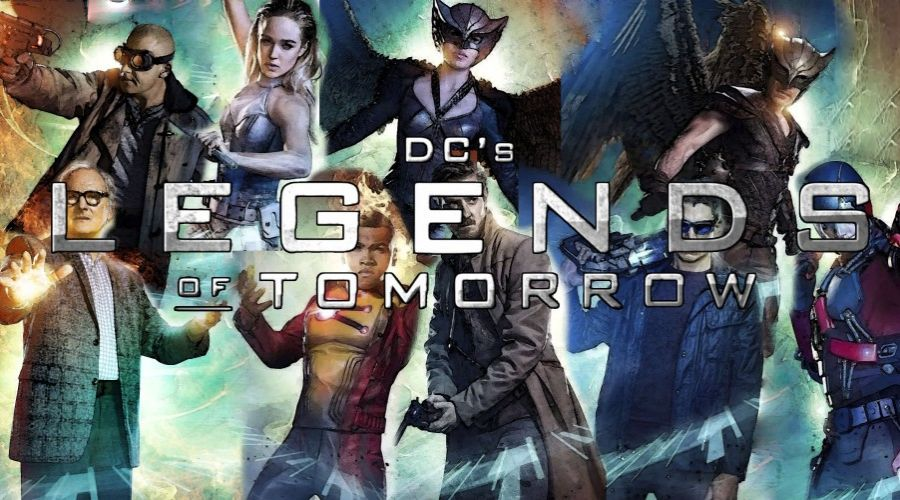 DC's Legends of Tomorrow Dizi Anketi