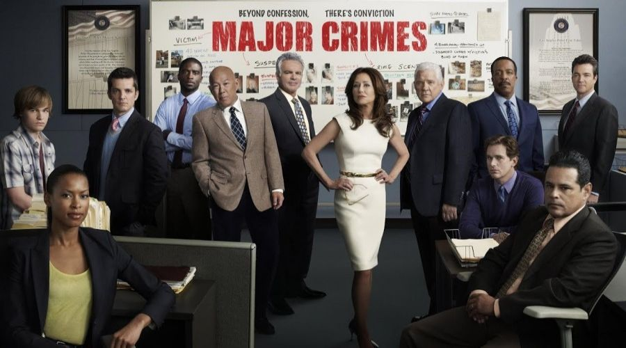 Major Crimes 6. Sezon İle Sonlanıyor!