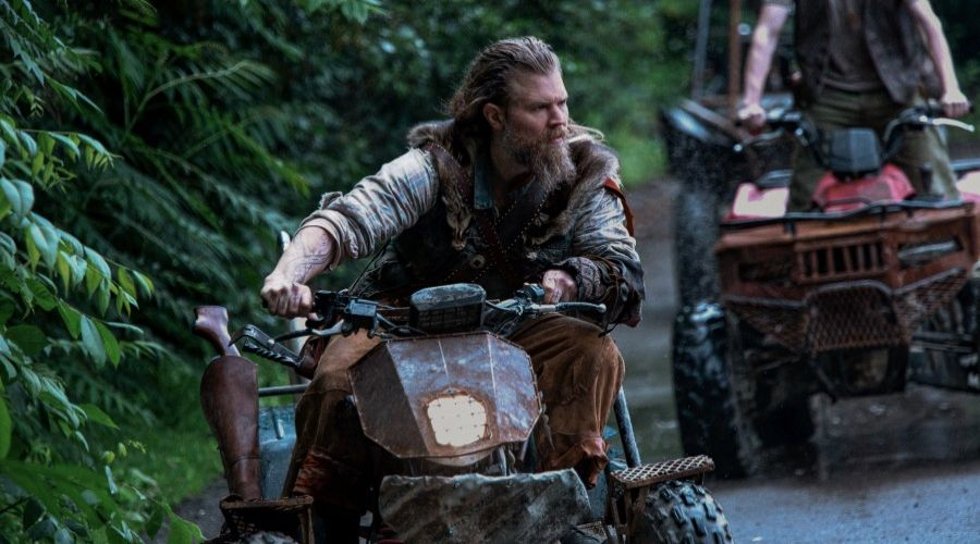 Outsiders Dizi Anketi