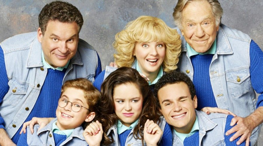 The Goldbergs 3. Sezon Onayı Aldı
