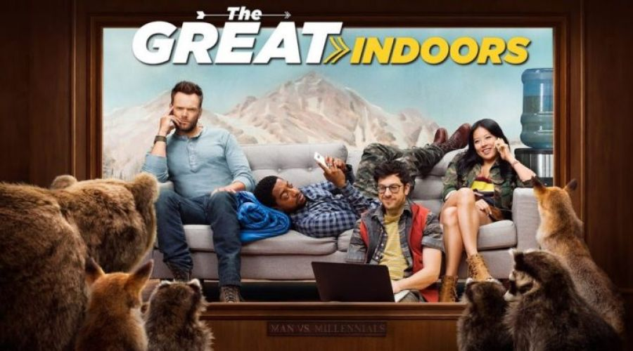 The Great Indoors İptal Edildi