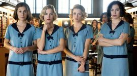 Las chicas del cable (Cable Girls) 3. Sezon Onayı Aldı